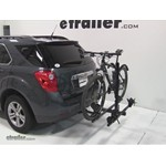 Thule Doubletrack Hitch Bike Rack Review - 2010 Chevrolet Equinox