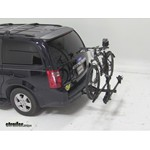 Thule Doubletrack Hitch Bike Rack Review - 2010 Dodge Grand Caravan