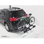 Thule Doubletrack Hitch Bike Rack Review - 2010 GMC Terrain