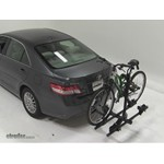 Thule Doubletrack Hitch Bike Rack Review - 2010 Toyota Camry