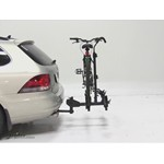 Thule Doubletrack Hitch Bike Rack Review - 2010 Volkswagen Jetta SportWagen