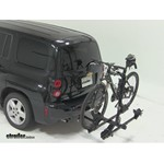 Thule Doubletrack Hitch Bike Rack Review - 2011 Chevrolet HHR