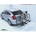 Thule Doubletrack Hitch Bike Rack Review - 2011 Dodge Caliber