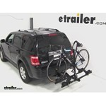 Thule Doubletrack Hitch Bike Rack Review - 2011 Ford Escape