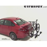 Thule Doubletrack Hitch Bike Rack Review - 2011 Ford Focus