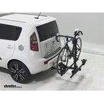 Thule Doubletrack Hitch Bike Rack Review - 2011 Kia Soul