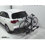 Thule Doubletrack Hitch Bike Rack Review - 2012 Acura MDX