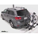 Thule Doubletrack Hitch Bike Rack Review - 2012 Dodge Journey
