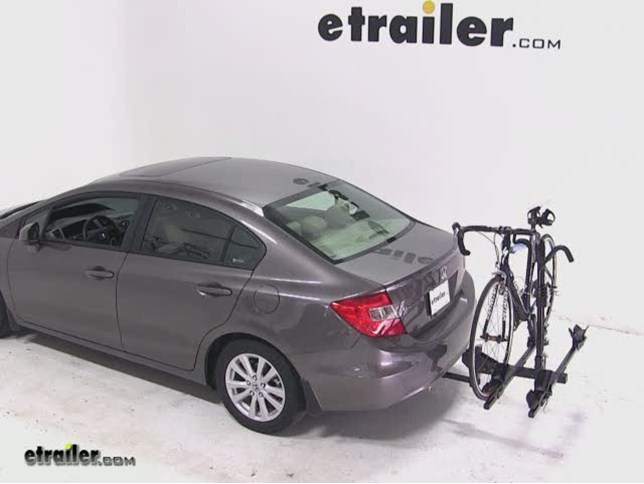 Bike rack for honda civic