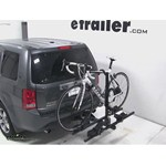 Thule Doubletrack Hitch Bike Rack Review - 2012 Honda Pilot