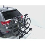 Thule Doubletrack Hitch Bike Rack Review - 2012 Jeep Grand Cherokee
