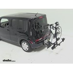 Thule Doubletrack Hitch Bike Rack Review - 2012 Nissan Cube
