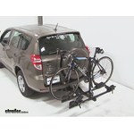 Thule Doubletrack Hitch Bike Rack Review - 2012 Toyota RAV4