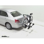 Thule Doubletrack Hitch Bike Rack Review - 2012 Toyota Yaris