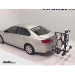 Thule Doubletrack Hitch Bike Rack Review - 2012 Volkswagen Jetta