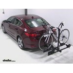 Thule Doubletrack Hitch Bike Rack Review - 2013 Acura ILX