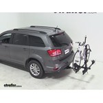 Thule Doubletrack Hitch Bike Rack Review - 2013 Dodge Journey