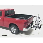 Thule Doubletrack Hitch Bike Rack Review - 2013 Dodge Ram Pickup