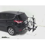 Thule Doubletrack Hitch Bike Rack Review - 2013 Ford Escape