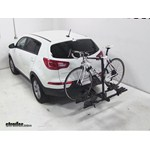 Thule Doubletrack Hitch Bike Rack Review - 2013 Kia Sportage