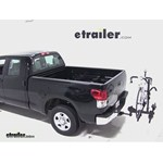 Thule Doubletrack Hitch Bike Rack Review - 2013 Toyota Tundra