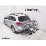 Thule Doubletrack Hitch Bike Rack Review - 2014 Dodge Journey