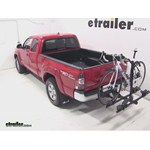 Thule Doubletrack Hitch Bike Rack Review - 2014 Toyota Tacoma