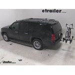 Thule Doubletrack Hitch Bike Rack Review - 2007 Chevrolet Suburban