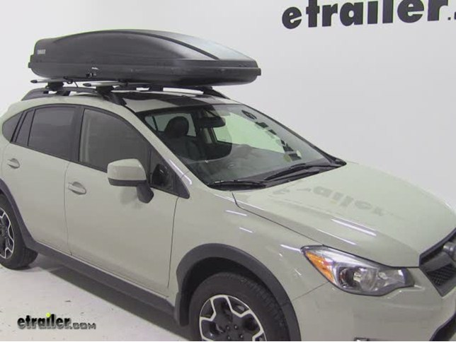 Subaru Forester Roof Rack Installation >> Thule Roof Rack Subaru Xv - Denver Roof Repair