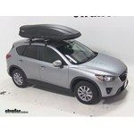 Thule Force XXL Rooftop Cargo Box Review - 2015 Mazda CX-5