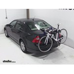 Thule Gateway Trunk Mount Bike Rack Review - 2012 Ford Fusion