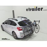 thule bike carrier fitting instructions