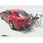 Thule Helium Aero Hitch Bike Rack Review - 2012 Chevrolet Camaro