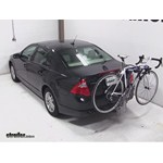 Thule Helium Aero Hitch Bike Rack Review - 2012 Ford Fusion