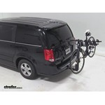 Thule Hitching Post Pro Hitch Bike Rack Review - 2012 Dodge Grand Caravan