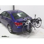 Thule Hitching Post Pro Hitch Bike Rack Review - 2013 Chevrolet Cruze