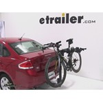 Thule Hitching Post Pro Hitch Bike Rack Review - 2009 Ford Focus