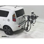 Thule Hitching Post Pro Hitch Bike Rack Review - 2011 Kia Soul