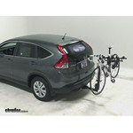 Thule Hitching Post Pro Hitch Bike Rack Review - 2013 Honda CR-V