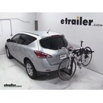 Thule Hitching Post Pro Hitch Bike Rack Review - 2013 Nissan Murano