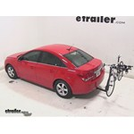 Thule Hitching Post Pro Hitch Bike Rack Review - 2014 Chevrolet Cruze