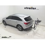 Thule Hitching Post Pro Hitch Bike Rack Review - 2014 Acura MDX