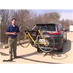 Thule Hitching Post Pro Hitch Bike Rack Review - 2017 Honda CR-V