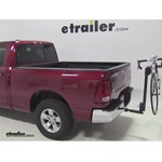 Thule Hitching Post Pro Hitch Bike Rack Review - 2014 Ram 1500