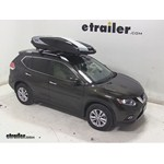 Thule Hyper XL Rooftop Cargo Box Review - 2014 Nissan Rogue