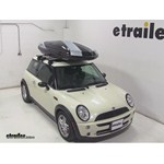 Thule Hyper XL Rooftop Cargo Box Review - 2005 Mini Cooper