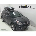Thule Hyper XL Rooftop Cargo Box Review - 2013 Chevrolet Equinox