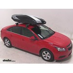 Thule Hyper XL Rooftop Cargo Box Review - 2014 Chevrolet Cruze