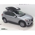 Thule Hyper XL Rooftop Cargo Box Review - 2015 Mazda CX-5