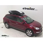Thule Hyper XL Rooftop Cargo Box Review - 2011 Chevrolet Traverse